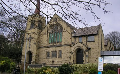Brighouse MNC Chapel, Yorkshire