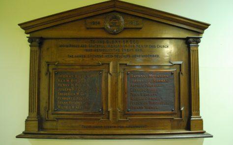 Midsomer Norton Methodist Church