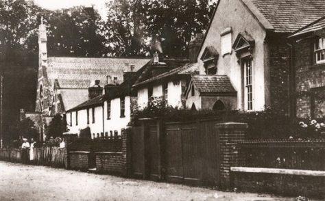Harefield Methodist Chapel
