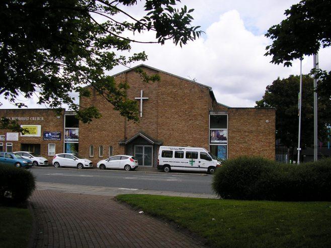 Charing Cross Methodist Church, Birkenhead, Cheshire (i), 22.07.2017 | G W Oxley