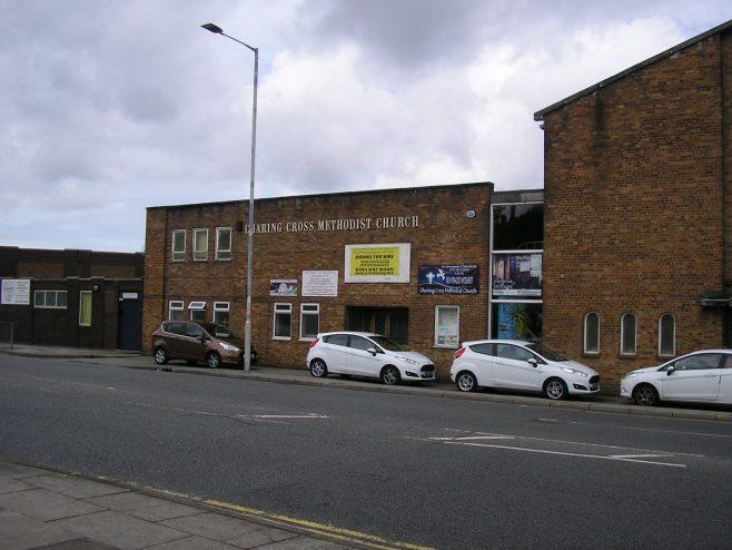Charing Cross Methodist Church, Birkenhead, Cheshire (ii) ,  , 22.07.2017 | G W Oxley