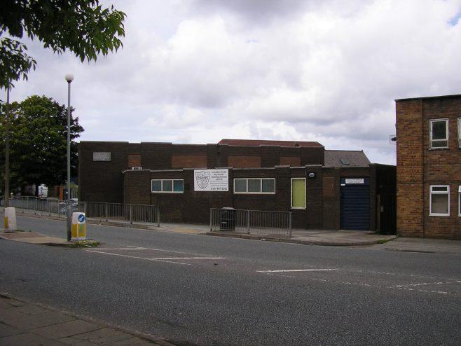 Charing Cross Methodist Church, Birkenhead, Cheshire (iii) , 22.07.2017 | G W Oxley