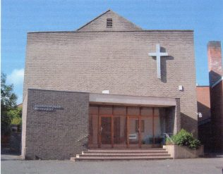 Christchurch Methodist Church, Shepshed in Leicestershire