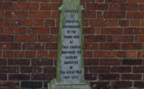 West Harton Methodist Church, South Shields