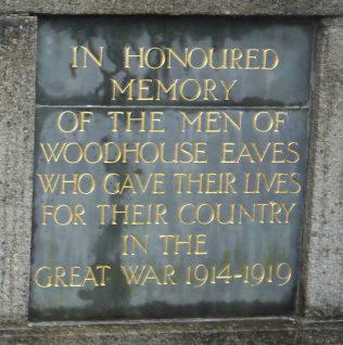 Woodhouse Eaves Wesleyans