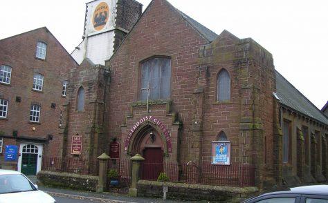 Cleator Moor, Earl Street Wesley Methodist Chapel, Cumberland, CA25 5AU