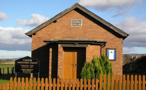 Cotehill UM and Methodist Chapels, Cumberland