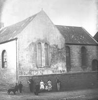 Dunbar Methodist Church - Odds & Ends