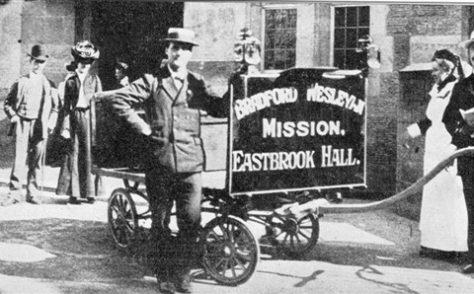 Mission Carts and Caravans