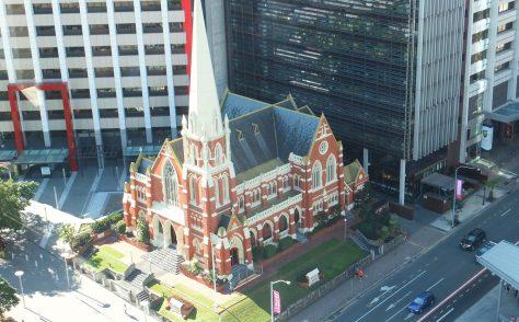 Church twinning