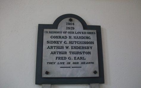 Sturton Street Methodist Church, Cambridge