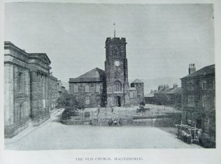 Macclesfield and its first Methodist Mayor