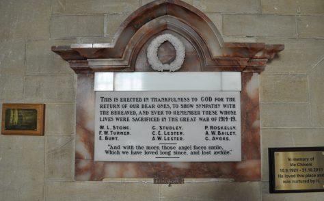 Beechen Cliff Methodist Church, Bath