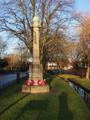 East Leake War Memorial | Roger Latham, 2012