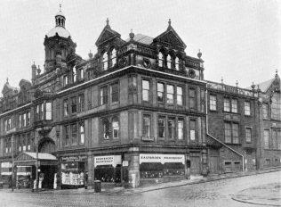 Eastbrook Hall 1904 - 1986   Centenary Souvenir
