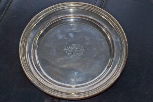 Eastbrook Communion Plate 1836 | David Kenyon