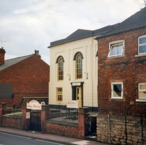 Edwinstowe Wesleyan Methodist Chapel