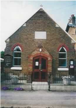 Eton Wick Methodist Church