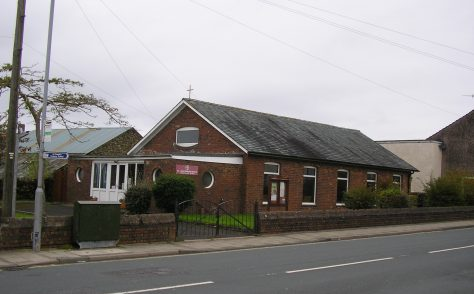 Frizington Methodist Church, Cumberland