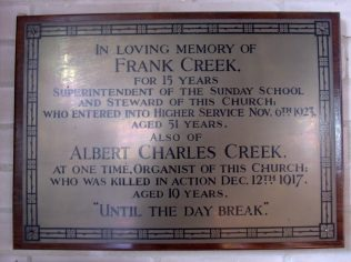 Harold Wood MC Memorial