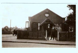 Harold Wood UMC Athelstan Road