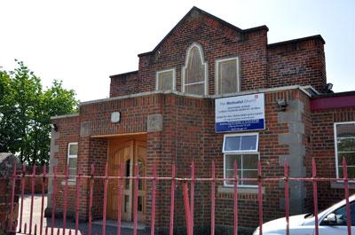 Hampshire Avenue Methodist Church, Slough