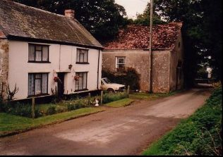 Trebudannon Meeting House and Chapel | John L Symonds 1992