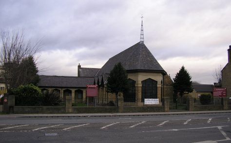 Huddersfield, Moldgreen, St Paul's, Methodist Church