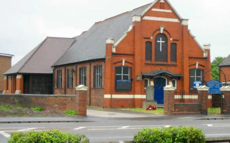 Methodism in Shelfield, nr Walsall, Staffordshire