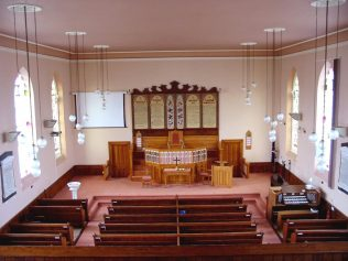 St. Martin Methodist Church, Jersey