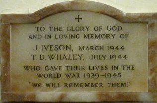 1939-45 War Memorial