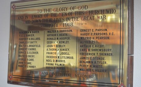 Wesley Memorial Church, Oxford