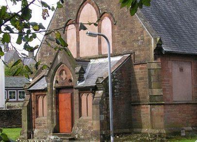 Egremont Castle Street UMFC Chapel, Cumberland