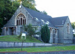 St George's War Memorial Church, Tonyrefail, South Glamorgan