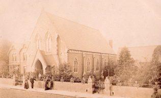 KIlham MNC chapel | Postcard image