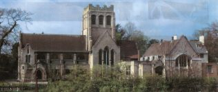 Four Oaks Methodist Church West Midlands 2000