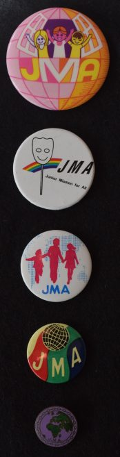JMA Badges | Chris Hancock
