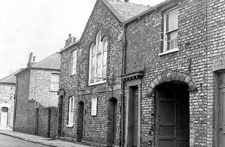 James Street Chapel, York