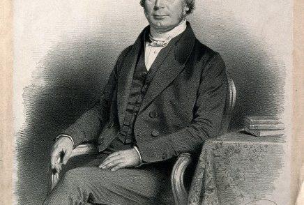 BEAUMONT, Joseph M.D. 1794 - 1855