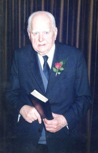 Charles Lemmom, 4th generation preacher
