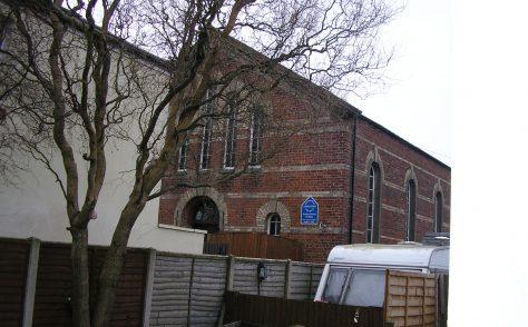 Longtown, Albert Street Wesleyan Methodist Association Chapel, Cumberland