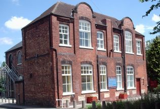 Bilston Methodist Church and Community Centre