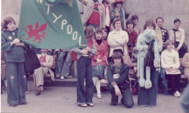 The Pontypool Circuit banner | Gareth + Joy Hill