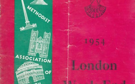 MAYC London weekend 1954