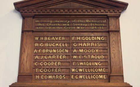 Marlow Methodist Church