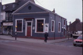 Former MNC Chapel,Beverley Road, Stepney, Hull,  Yorks.1980 Ref. 20.08.80 | GW Oxley