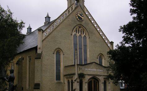 High Street Maidenhead Methodist Church