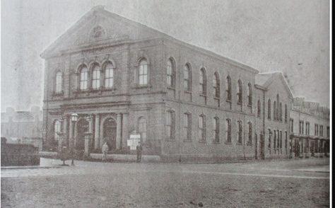Middlesbrough Grange Road Methodist chapel
