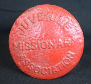 Missionary Collecting Box - Top | Chris Hancock