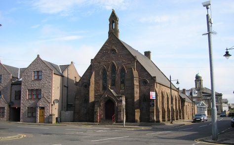 Montrose Methodist Church